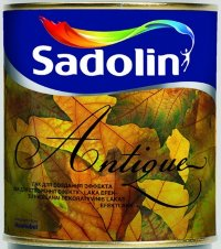 Лак для антикварного вида SADOLIN ANTIQUE 0.5л