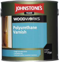 Лак для панелей Johnstones Polyurethane Varnish Clear Satin 5л
