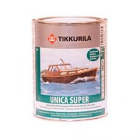 TIKKURILA UNICA SUPER (0,9л) Полумат